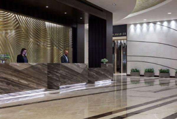 Hotel pavimentazioni marmo